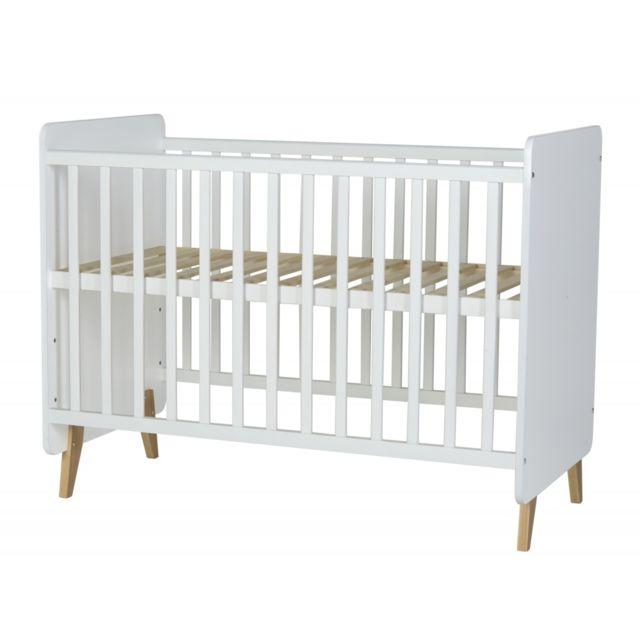 Quax Lit bébé Loft 60x120