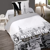 Housse Couette New York Achat Housse Couette New York Rue Du