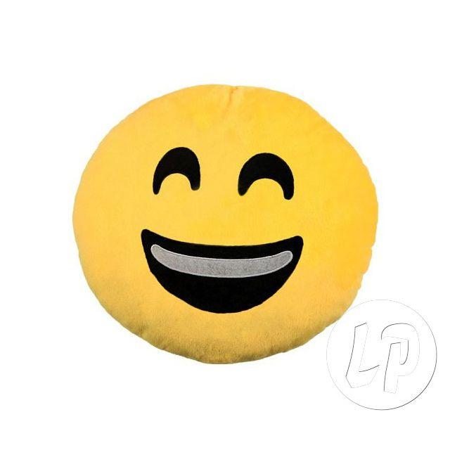 Coolminiprix Lot de 3 - Coussin émoticone visage souriant 27cm - Qualité Ce produit est vendu par lot de 3 pièces.Même si sur la photo il y a plusieurs pièces, vous recevrez 3 unités - Lot de 3 - 1x coussin émoticone visage souriant.diamètre 27cm.