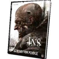 Raise Dead Editions - Jeux de rôle - Ins/Mv Génération Perdue : Livre De Regles