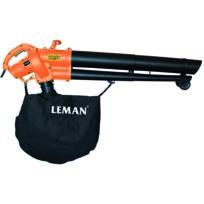 LEMAN - SOUFFLEUR ASPIRATEUR BROYEUR 45L - 2500W