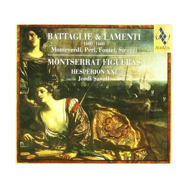 Alia Vox - Battaglie & Lamenti