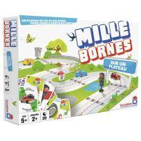 DUJARDIN - Mille Bornes sur plateau - Le grand classique - 59019
