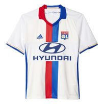 Adidas performance - Maillot De Football Replica Ol Lyon Home. blanc, vêtements mixte