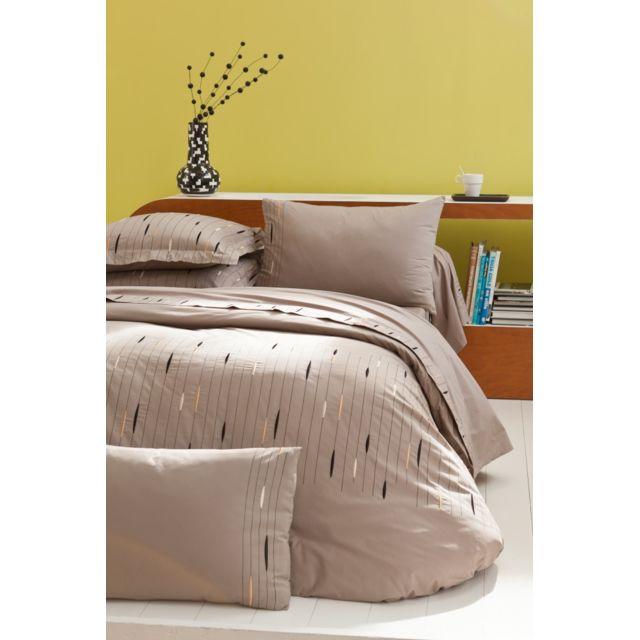 tradition des vosges taie de traversin percale adamo pas cher achat vente taies d 39 oreiller. Black Bedroom Furniture Sets. Home Design Ideas