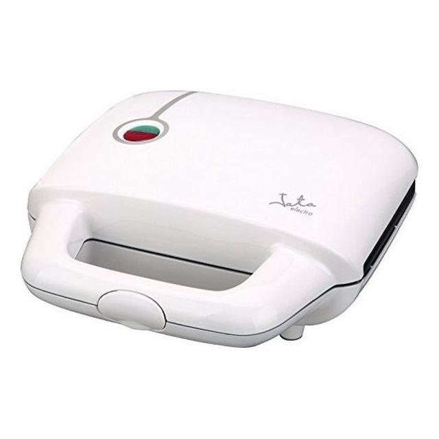 Totalcadeau Machine à sandwich, viande et panini avec plaques anti-adhérentes - Revêtement antiadhésif