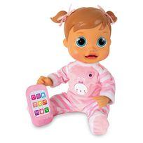 Imc - Poupon Baby Wow Alice