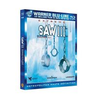 Metro - Saw Iii - Blu-Ray - Edition Director's Cut