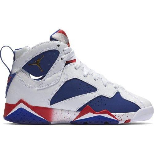 08066c30c8ae70 Jordan - Nike Air 7 Retro Gs - pas cher Achat   Vente Baskets homme -  RueDuCommerce