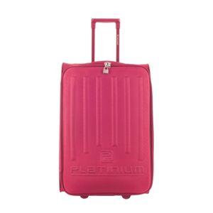 platinium valise souple indore bordeaux taille l 23cm 70 l 6 20301 valises. Black Bedroom Furniture Sets. Home Design Ideas