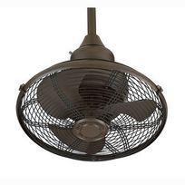 Boutica-design - Ventilateur de Plafond The Extraordinaire 55cm Bronze - Fanimation