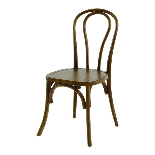 Lebrun Chaise beige 46 X 53 cm Gaia