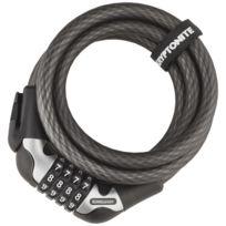 Kryptonite - Kryptoflex 1218 Combo Cable - Antivol - noir