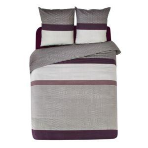 alin a sake housse de couette 240x220cm et 2 taies d 39 oreiller pas cher achat vente housses. Black Bedroom Furniture Sets. Home Design Ideas