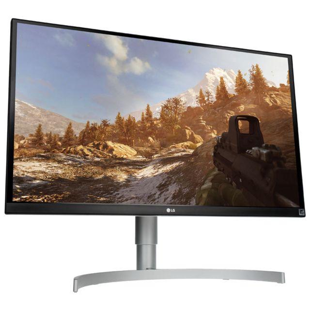 LG 27UK850-W, 68,58 cm 27 Pouces FreeSync, IPS - HDMI, DVI LG 27UK850-W, 68,58 cm (27 Pouces), FreeSync, IPS - HDMI, DVI
