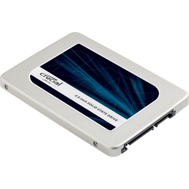 CRUCIAL - MX300 1 To avec adaptateur 9.5 mm