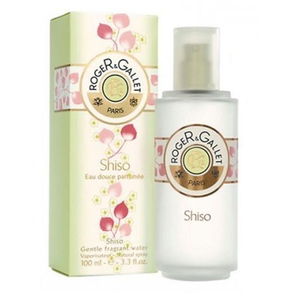 Roger & Gallet - Shiso Eau Fraîche 100 Ml Vapo Parfumée