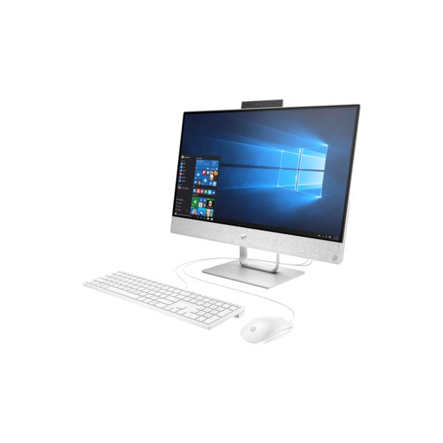 Achat hp moscator 24 r104nf ordinateur de bureau intel core i3 - Ordinateur de bureau intel core i3 ...