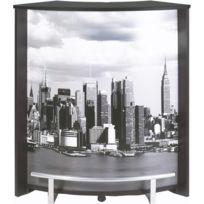 Bonareva - Comptoir de bar - New-York Manhattan - Noir