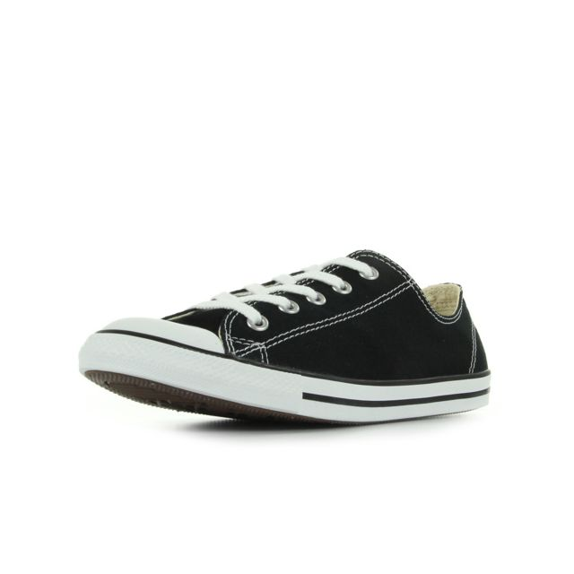 e24f075172e Converse - Chuck Taylor All Star Dainty Ox - pas cher Achat   Vente Baskets  femme - RueDuCommerce