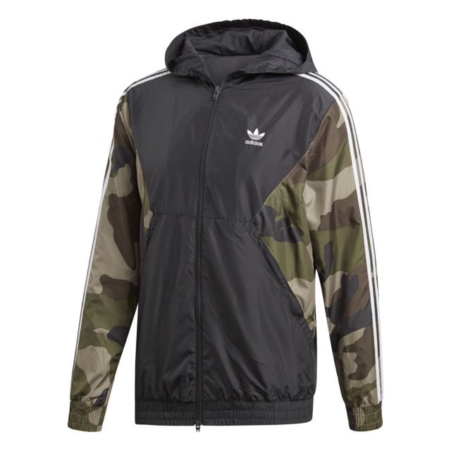 veste adidas militaire