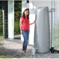 Garantia - Réservoir eau de pluie Elegance 400L Gris