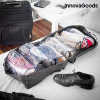 3964f6c79c Totalcadeau - Sac de Voyage pour chaussures en polyester et Pvc - Sac de rangement  chaussures
