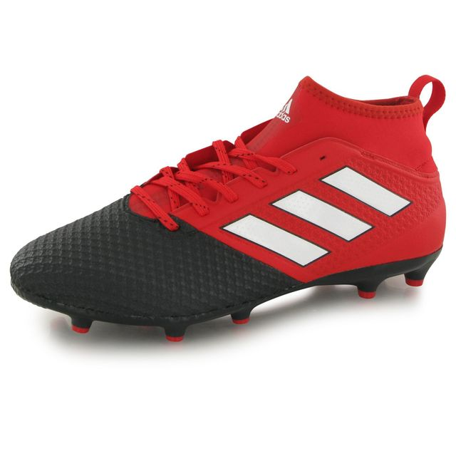 Adidas performance Ace 17.3 Primemesh Fg rouge, chaussures