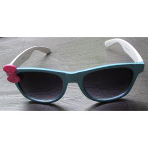 hotrodspirit - lunette de soleil femme petit cat eye blanc zebre pin up 3zZNNtnd