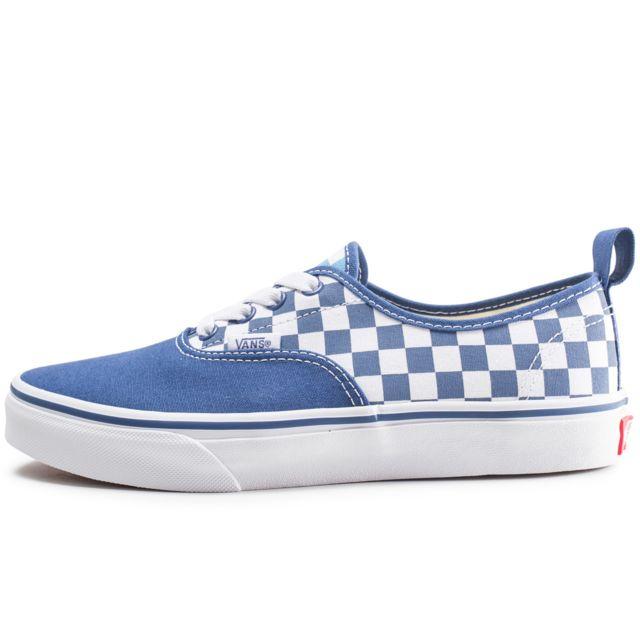vans bleu clair
