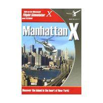 Aerosoft - Scenery Manhattan for Fsx PC Cd, import anglais