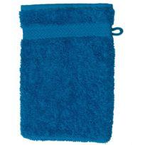 Homemaison - Gant de toilette 16 x 22 cm en Coton couleur Océan
