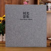 Wewoo - Album Photo 18 pouces de tissu Art Diy Famliy Lovers