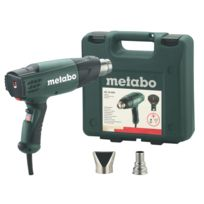 Metabo - Pistolet à air chaud 2000 watts He 20-600