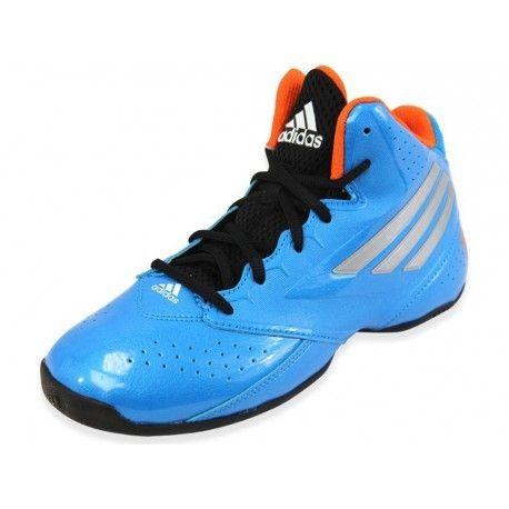 Nba Originals Basketball Chaussures 2014 Series 3 Blu Adidas SzpwRqaxR