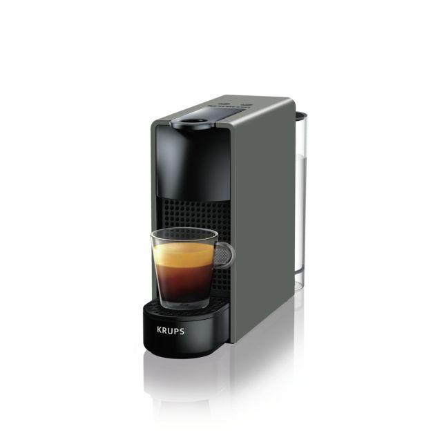 KRUPS Cafetière à dosettes Nespresso Essenza Mini XN110B