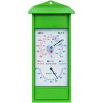 Koch - Thermomètre minimax avec hygromètre