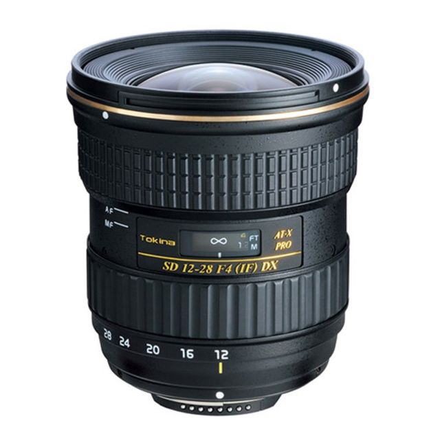 Tokina Objectif At-x 12-28mm F4 Pro Dx Canon
