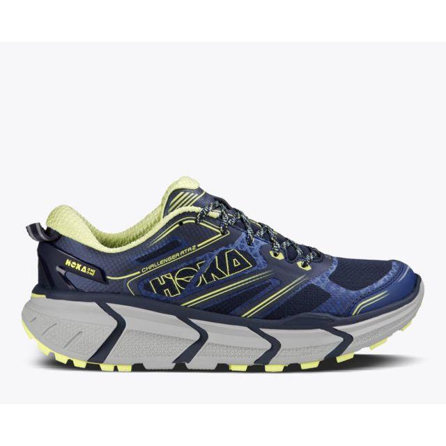 0422b1627cf Hoka One One - Hoka One One Challenger Atr 2 Bleue Nuit Chaussures de Trail