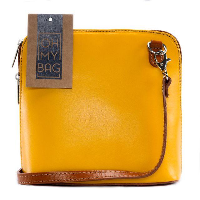 petit Mod/èle Zenga OH MY BAG Sac /à main cuir femme