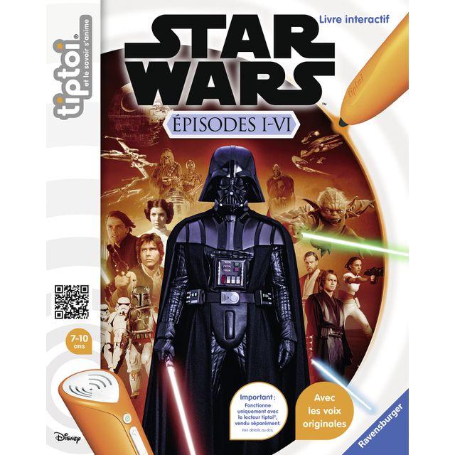 RAVENSBURGER - Tiptoi Livre Star Wars - Episodes I-vi - 00667
