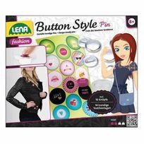 Lena - Set Création Badges