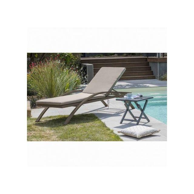 en Bain soleil Dcb de Garden Constance aluminiumCouleur 2EHIeWYD9