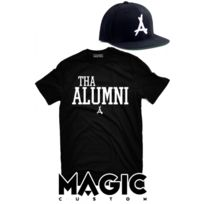 Magic custom - Tha Alumni - Pack produit T-shirt et Casquette Original Logo