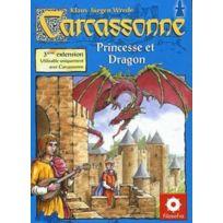 Filosofia - Jeux de société - Carcassonne Extension 3 : Princesses et Dragons