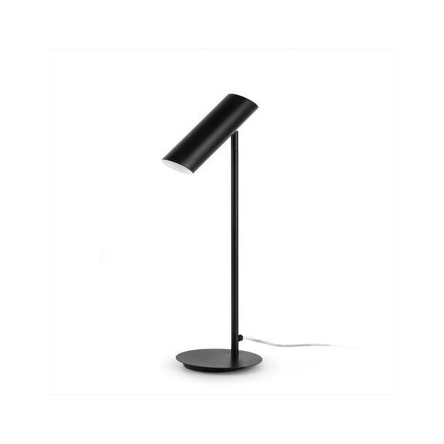 Faro - Lampe de table Link 1L Gu10 11W noire 29882 Multicolor
