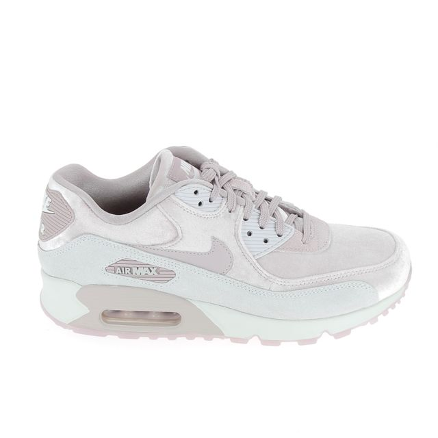 low priced 7e556 c9a80 Nike - Air Max 90 Lx Rose - pas cher Achat   Vente Baskets femme -  RueDuCommerce