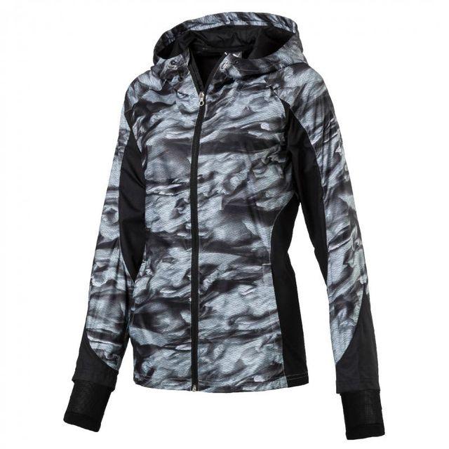 3edeb6edb288 Puma - Coupe-vent LastLap Graphic Jacket W - pas cher Achat   Vente  Coupe-vent