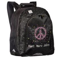 OBERTHUR - Sac à dos KARL MARC JOHN - 42 cm - Noir - Primaire