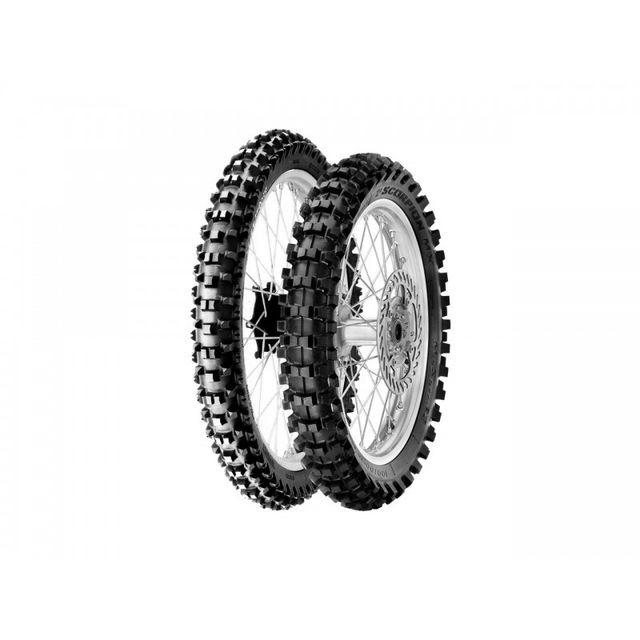 wacox pneu pirelli scorpion xc mid soft 120 100 18 m c 68m tt achat vente pneus motos pas. Black Bedroom Furniture Sets. Home Design Ideas